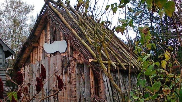 hutte des sabotiers
